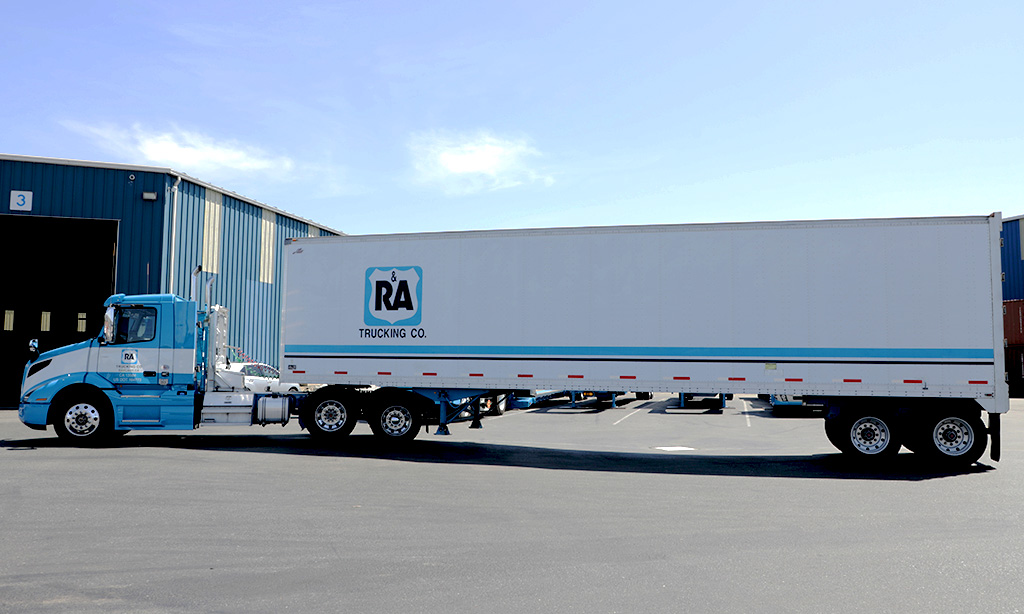 R&A Trucking Co. - Box and Van Trailers