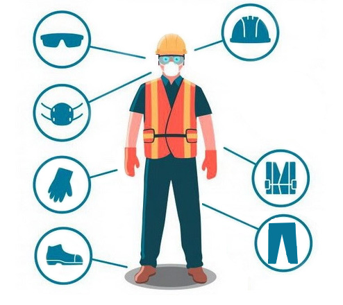 R&A Trucking Company - Covid 19 Safety Diagram