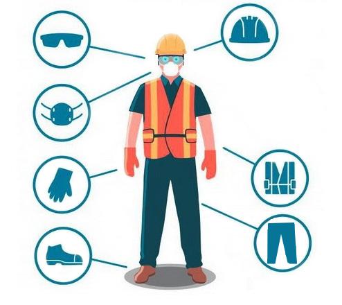 R&A Trucking Company - Covid 19 Safety Diagram